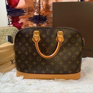 ✨✨Authentic Louis Vuitton Alma✨✨